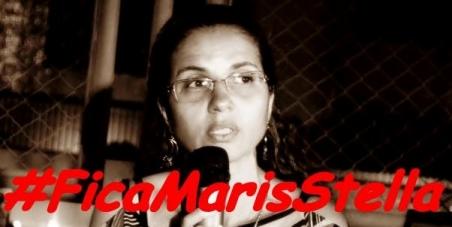 #FicaMarisStella – Pela Democratização dos Espaços Culturais!!!