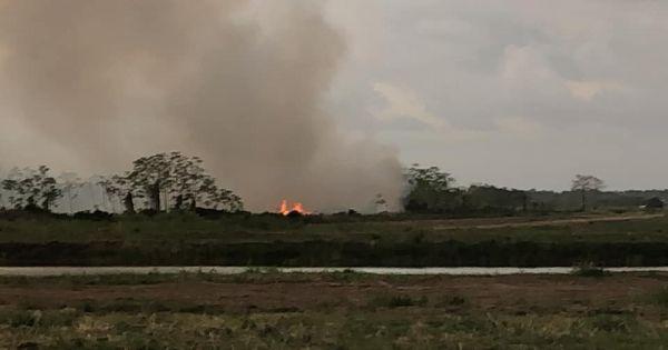 Vervolg de brandstichters van Paramaribo-Noord!