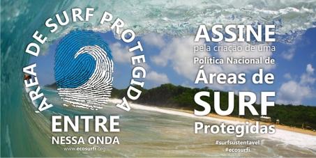 Criação de Áreas de Surf Protegidas - ASP