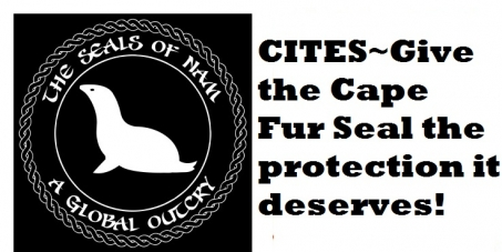 Give the Cape Fur Seal the protection it deserves
