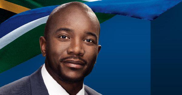 We want Mmusi Maimane as Western Cape Premier