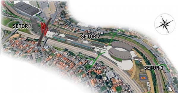 Construir Centro de Eventos &Espaço Multifuncional em BH/MG Parque Municipal Esporte Cultura e Laz