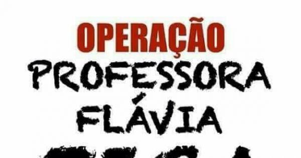 Secretário Municipal de Educação -César Benjamin : Professora Flávia Rodrigues Fica!