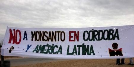 Fuera Monsanto de Malvinas, Córdoba, Argentina