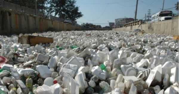 Pour l'interdiction des ustensiles en styrofoam en Haïti \ Petition against foam utensils in Haïti