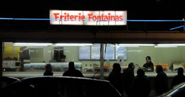 Quatre emplois supprimés? NON !!! La Friterie Fontainas DOIT rester !!!