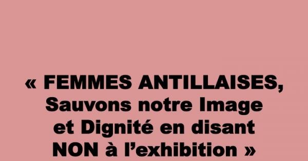 """: """"NON"""" aux dérives et violences sexuelles aux Antilles"""