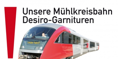 An die ÖBB: Die Niederflurtriebwägen müssen auf der Mühlkreisbahnstrecke bleiben.