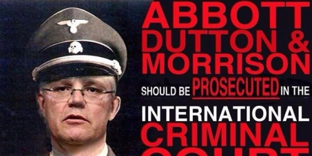 The Prosecutor, International Criminal Court: Require Australia to end mandatory detention of asylum seekers.