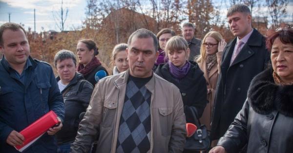 Мэру города Благовещенска Амурской области: остановить чиновничий беспредел