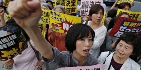 太田昭宏国土交通大臣: 憲法解釈変更を閣議決定してはいけない