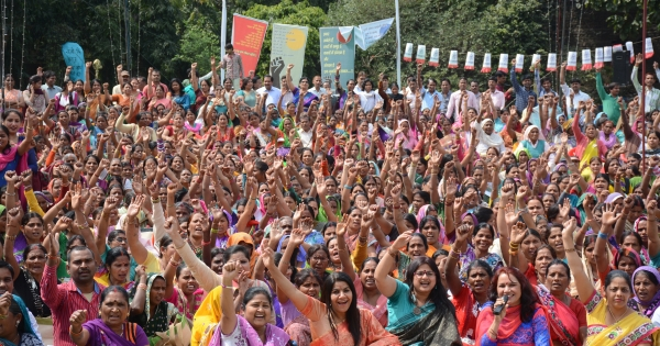 Minister of Human Resource Development, Government of India: Save the Mahila Samakhya programme!