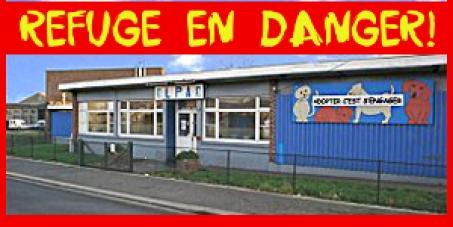 Sauvons le refuge de la LPA de Roubaix-Tourcoing