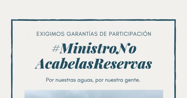 Ministerio de Ambiente y Desarrollo Sostenible y Procuraduría General Col: #MinistroNoAcabelasReservas