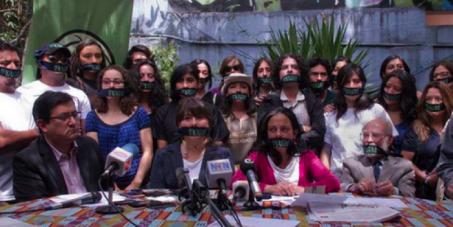 Ecuadorian President Rafael Correa: Stop Crackdown on Civil Society