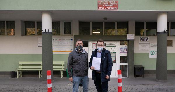 NIE dla zamknięcia Szpitala Powiatowego w Augustowie!!!