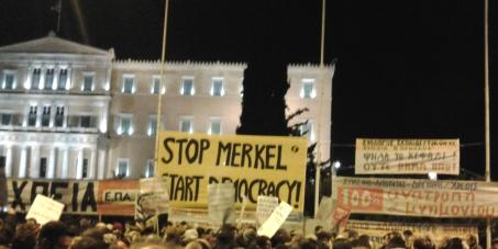 Ελλάδα και Ευρώπη: Δημοψήφισμα Άρση της Ασυλίας υπουργών και βουλευτών