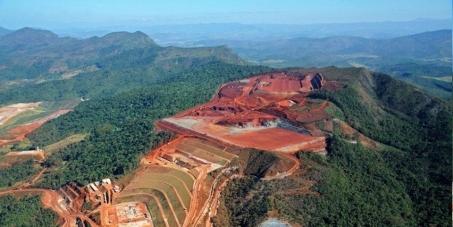Detengan el proyecto minero Minas Gerais (Brasil)
