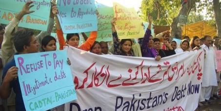 Cancel Pakistan's Debt