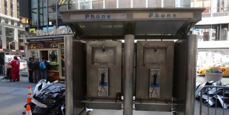 New York State Attorney General's Office: File an injunction against NYC DoITT's payphone --> hotspot scheme