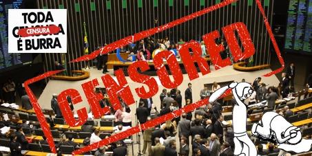 Deputado quer censurar vídeos e Textos da web que Possam Desagrada-los. Onde está a Nossa Liberdade de Expressão?