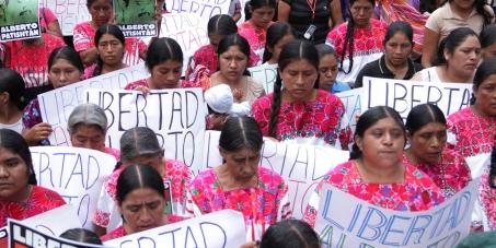 Preso Político Alberto Patishtán pide apoyo a sociedad civil