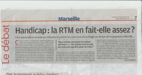 Luttons contre la corruption des dirigeants marseillais !