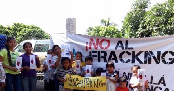 Presidente Enrique Peña Nieto Secretaría de Energía: Alto al fracking en México