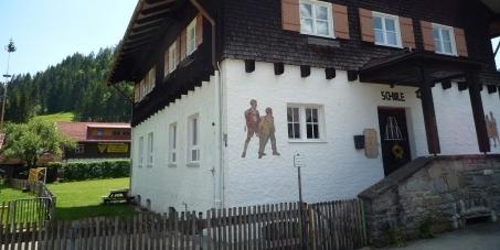 Erhalt der Zwergschule Unterjoch - Etappensieg