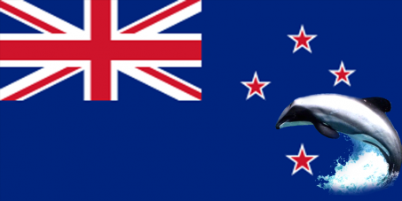 Make the Maui Dolphin the National Symbol of New Zealand