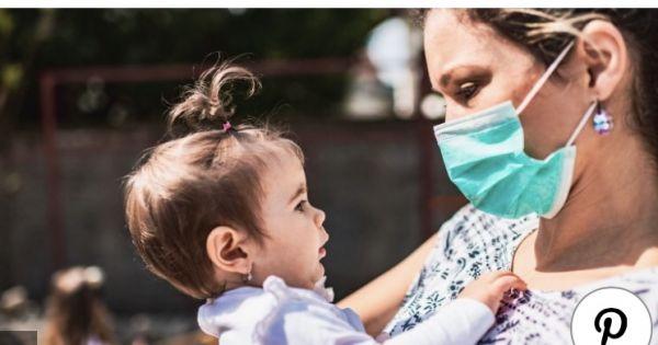 MISE À JOUR Masque à FENÊTRE TRANSPARENTE NÉCESSAIRE pour personnel petite enfance Québec