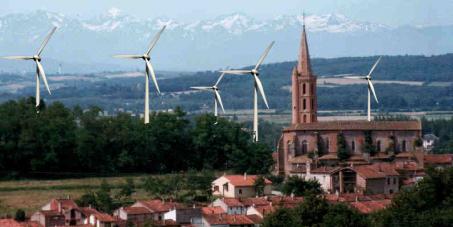 Madame la Ministre de l'Environnement: L'abandon du projet de parc éolien industriel sur Cintegabelle