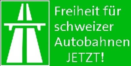 Schafft das Tempolimit auf schweizer Autobahnen ab!
