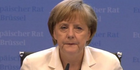 Force Angela Merkel's resignation
