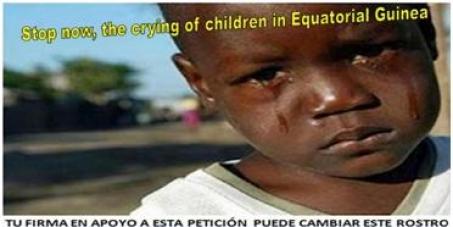 """""""INHABILITACIÓN CONJUNTA DE LOS PUEBLOS Y CIUDADANOS, AL GOBIERNO DE GUINEA ECUATORIAL, POR VIOLACIONES DE DDHH"""