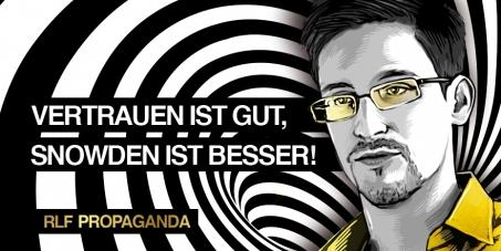 Holt Snowden nach Deutschland!