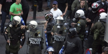 Investigate Greek Police's Neo-nazist affiliation & Torture practices