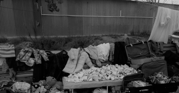 €800 stipend for Greek Waste Pickers and Scavengers