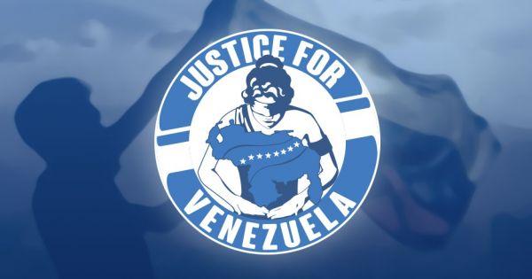 ¡Justicia para Venezuela!