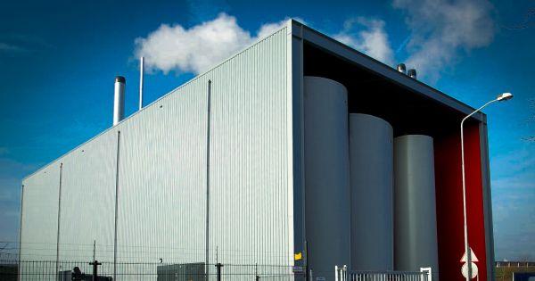 Geen overlast meer van de Bio energie fabriek te Ede