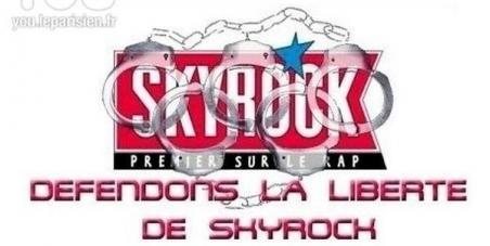 Retour de Skyrock à l'ancienne version !