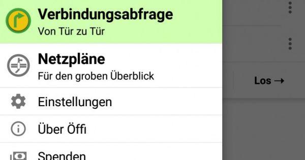 Andreas Schildbach: Open-Sourcen Sie die Öffi-App – trotzen Sie Google!