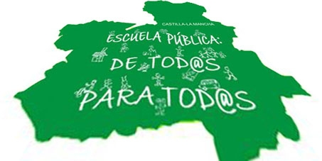No al despido de profesorado interino en Castilla-La Mancha