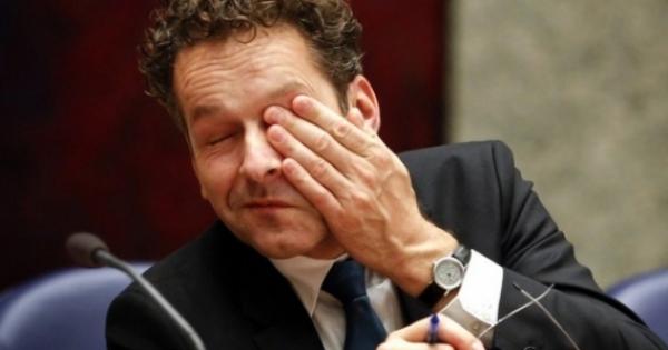 Ψηφίστε τώρα προκειμένου να παραιτηθεί από την προεδρία του Eurogroup