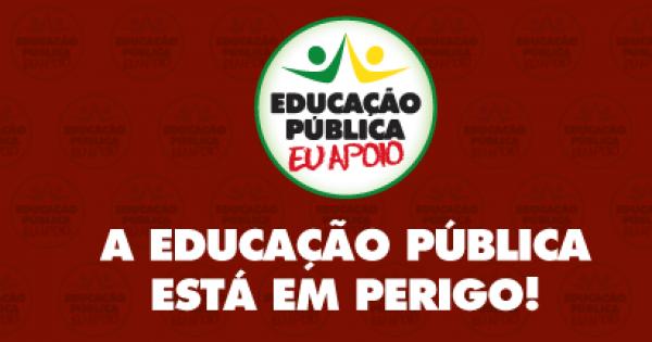Educação Pública, Eu Apoio