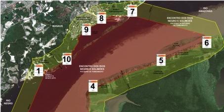 Vote pela homologação do tombamento do Encontro das Águas