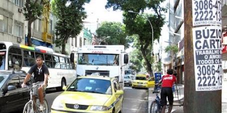 Ciclo Rotas Centro - Rio de Janeiro