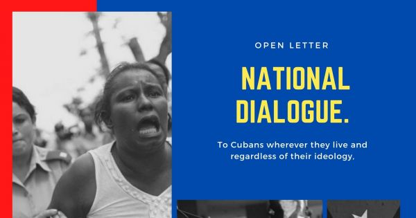 To Cubans wherever they live and regardless of their ideology