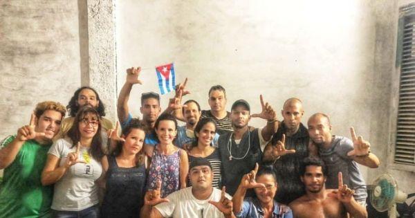 Carta de solidaridad con el Movimiento San Isidro