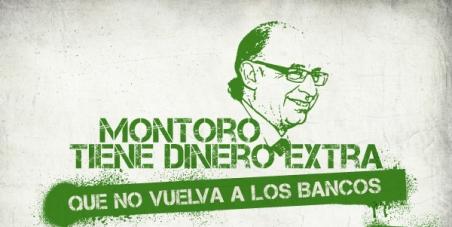 El Ministro Montoro tiene dinero extra, ¡que no vuelva a los bancos!